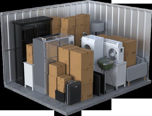 3x4 Storage image